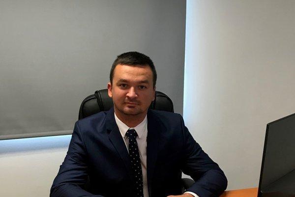 Riaditeľ Matej Puzder.