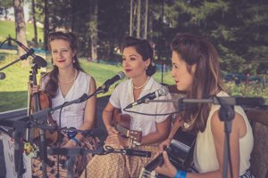 Paper Moon Trio na minulom ročníku Tatra Flowers.