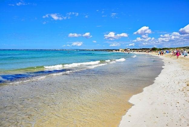 Pláž Es Trenc