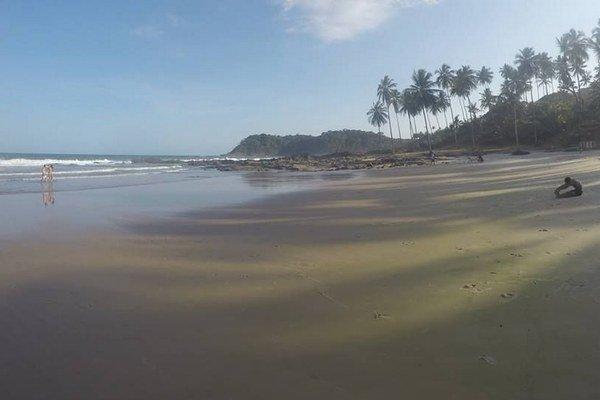 Ďalšia z nádherných brazílskych pláží.