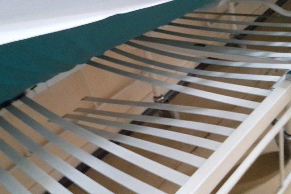 Aj na takéto postele sa ešte nie tak dávno dalo natrafiť napríklad i v košickej nemocnici...