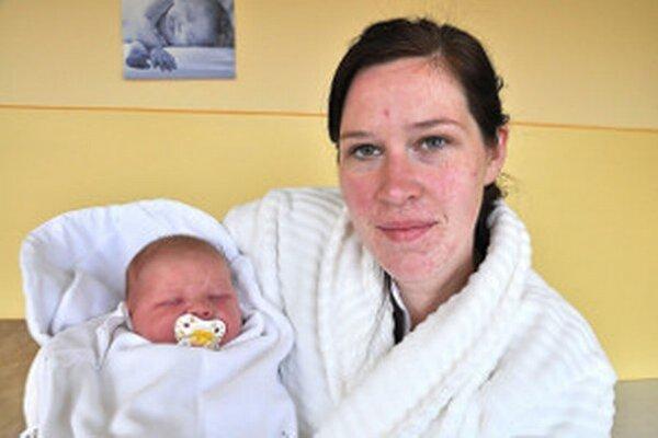 Prvé bábätko tohto roka v Dolnooravskej nemocnici.