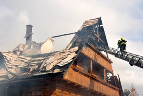 Predbežná škoda presiahla 350-tisíc eur.
