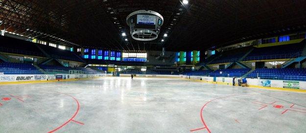 Ľadová plocha bude patriť aj malým korčuliarom