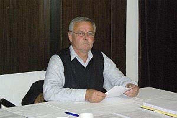 Jiří Slavík, vedúci oddelenia, hovorí, že pohľadávky vymáhajú.
