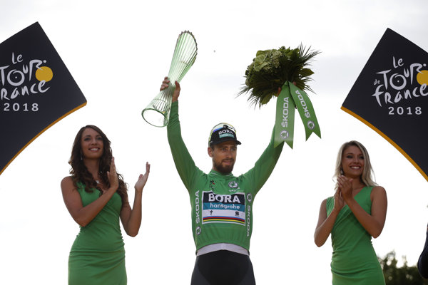 Peter Sagan zarábal Bore-Hansgrohe.