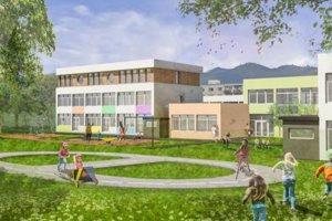 Po stavebných úpravách sa zvýši kapacita školy askvalitnia sa podmienky vzdelávania.