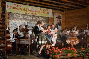 Hornotoryský folklórny festival. Konať sa bude jeho 25. ročník.