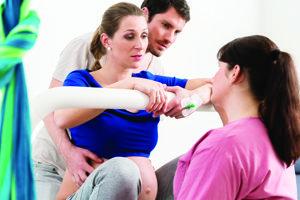 Pôrod v pôrodnici je stále považovaný za podstatne bezpečnejší ako doma.
