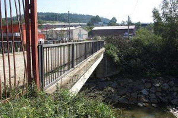 Rekonštrukcia mosta cez Bystrú nie je zaplatená.