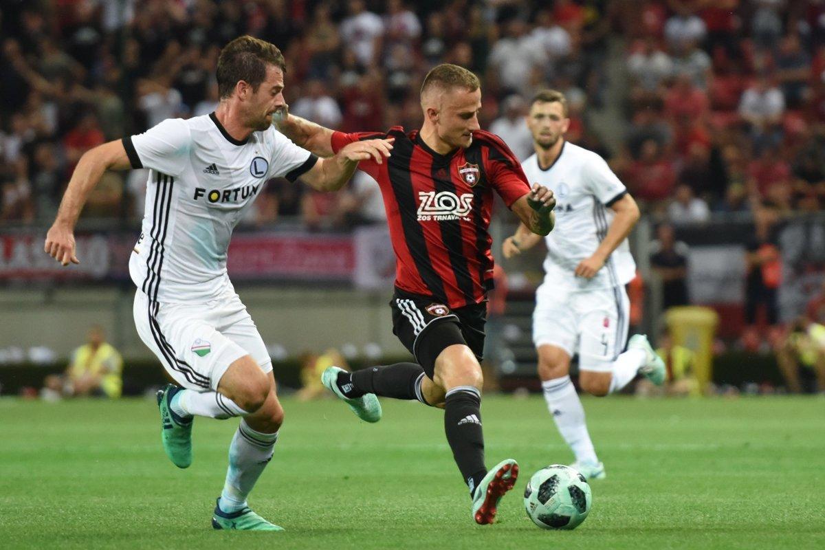 0ff02b6eb8 Futbalisti Trnavy postúpili do 3. predkola Ligy majstrov 2018 2019.
