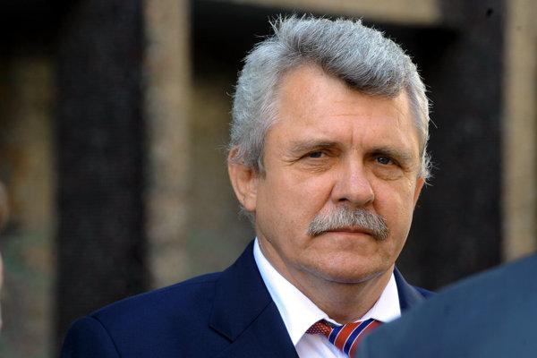 Peter Marček.