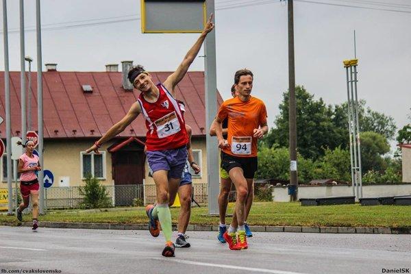 Na Rajeckom maratóne každoročne panuje dobrá nálada.