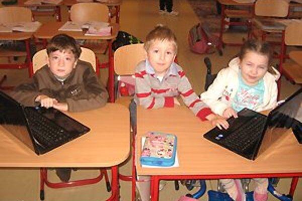 Tadeáško, Evička a Branko to budú mať v škole ľahšie.