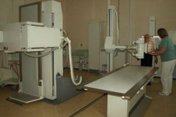 Röntgeny v Trstenej by mali prejsť digitalizáciou.