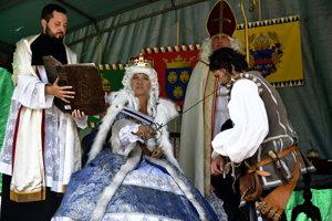 Tereziánske slávnosti v Chtelnici