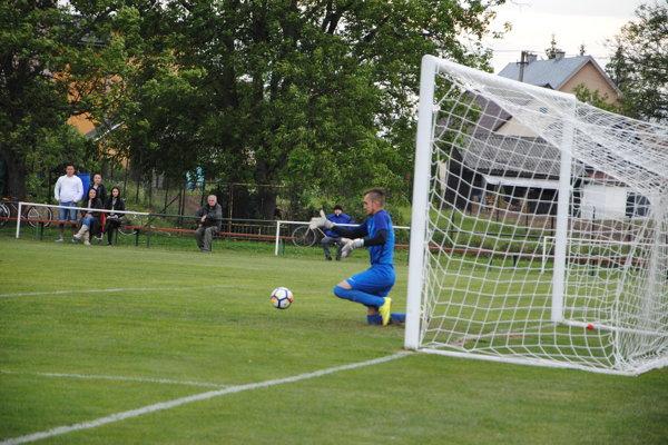 V úvodný víkend sa vo štvrtej lige odohralo len päť zápasov. Ilustračné foto.
