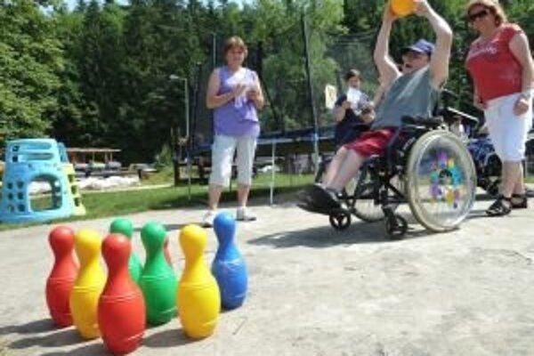 Aj pre invalidov sú vhodné druhy športu.