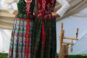 Anna a Ida, skupina Skalni, Zakopane – Poľsko