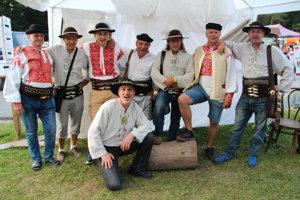 Mládenci z Heľpy a zbojníci z Oravy :-)