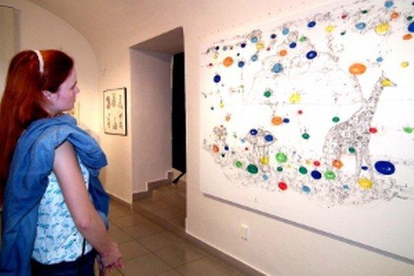 Výstavu nájdete v Malej výstavnej sieni Oravskej galérie.