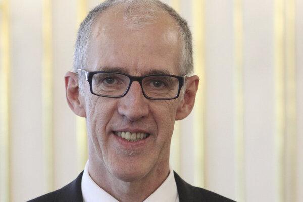 Nemecký veľvyslanec na Slovensku Joachim Bleicker.