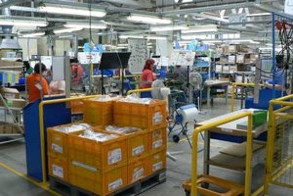 Jednou z firiem, ktoré v tomto roku vytvorili nové pracovné miesta, je Nobel.