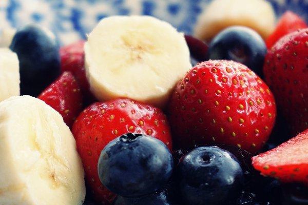 Čím pestrejšiu zmes ovocia jete, tým viac živín získate.