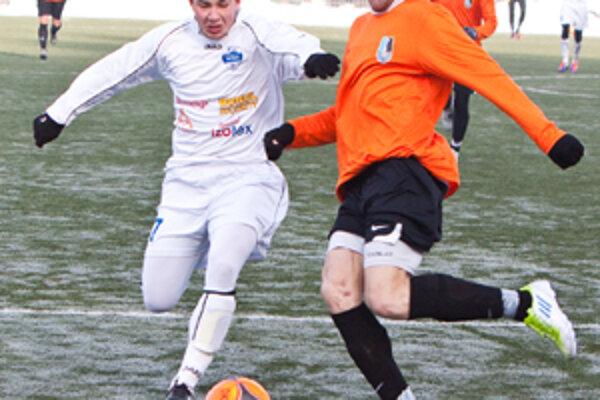 Stopér Kubína Ján Jurky (vpravo) by mal na jar patriť k ťahúňom tímu.