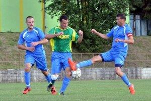 V prvom jesennom zápase Necpaly vyhrali v Hornej Štubni 3:1.