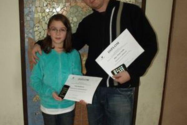 V súťaži na podporu tvorivosti a inovácií získali ocenenie aj Trstenčania. Emka Badinová bola najmladšou ocenenou.
