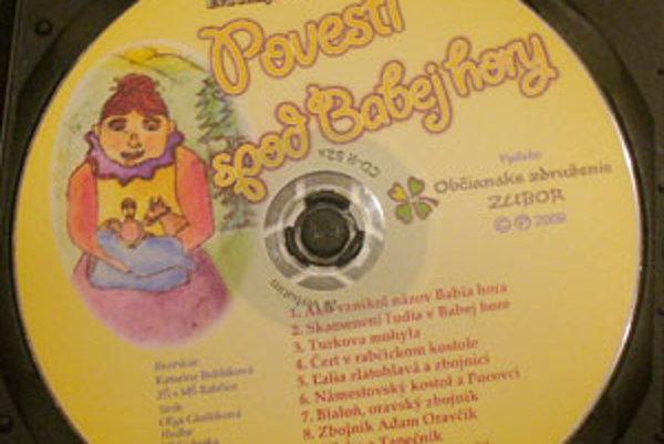 CD Povesti spod Babej hory.