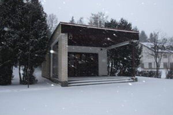 Jednou z priorít Nižnej bude tento rok aj rozsiahla úprava domu smútku.