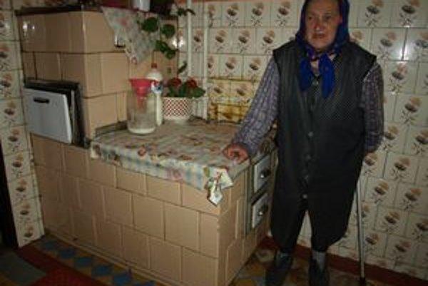 Babka Masláková bola dlhé roky jednou z najväčších suchohorských pekárok maskáľov.