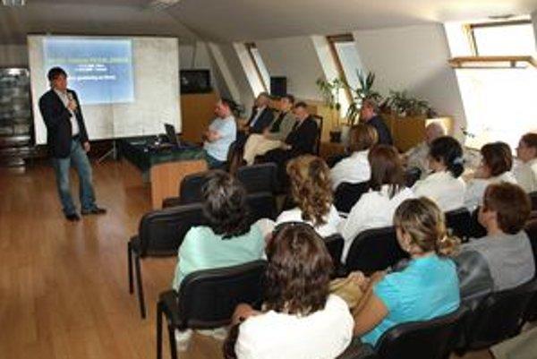 Podujatie Ži zdravo je dnes o 16. hodine v KOS Nitra.