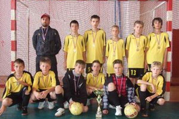Futsalisti Tvrdošína.