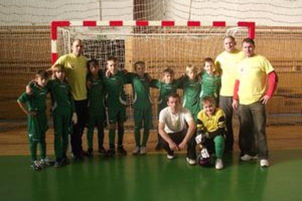 Futbalisti Istebného obsadili v Ostrave siedme miesto.