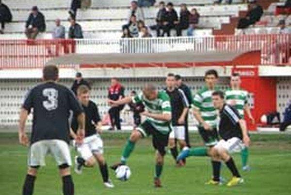 Topoľčancom stačil jeden gól na víťazstvo.