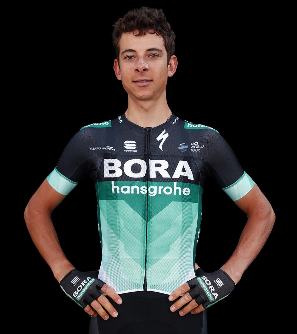 Davide Formolo, cyklista, tím Bora-Hansgrohe