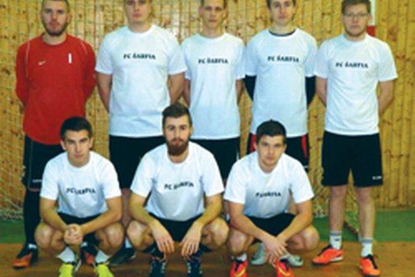 FC Šarfia sa tešila z prvenstva.