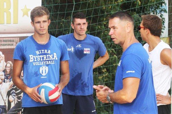 Tréner Šalata bol s dvoma zápasmi v Bučoviciach spokojný, ale s tretím už nie.