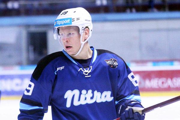 Lane Scheidl si zahral v juniorskej súťaži aj s viacerými dnešnými hráčmi NHL.