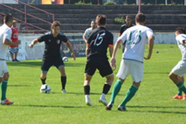 Topoľčany vonku neskórovali, tréner a tajomník Michal Caránek v klube skončil.