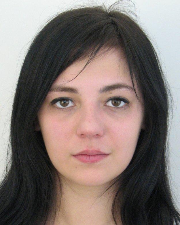 Nezvestná 22-ročná Petra ŠKRTEĽOVÁ.