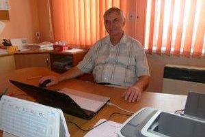 Milan Daniš chce projekt čističky dokončiť čo najskôr.