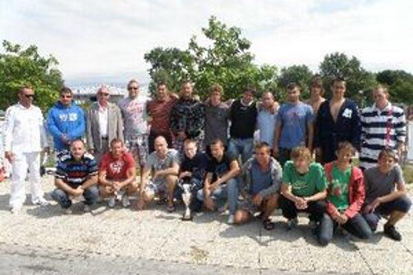 Topoľčany obsadili na turnaji konečné tretie miesto.