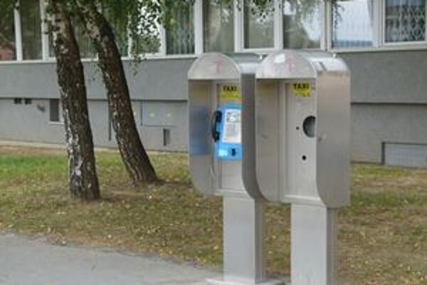 Chýbajúci automat nie je dielom vandalov. Môže za to redukcia  ich počtu.