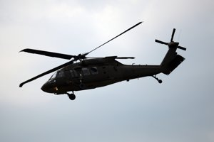 Sikorsky UH-60 Black Hawk Ozbrojených síl SR