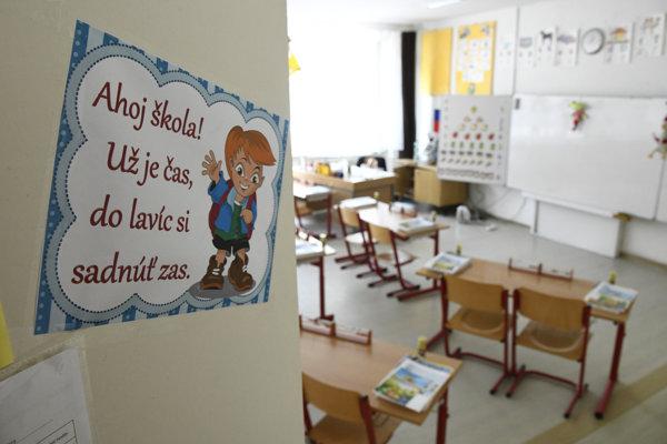 Źiaci začínajú nový školský rok.