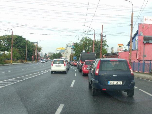 Gagarinova ulica, Bratislava.